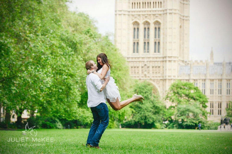 JD & Joanna ~ {London Engagement Preview} 2