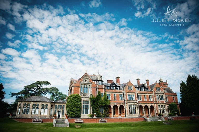 Tony & Sarah ~ Frensham Heights Wedding Photography 1