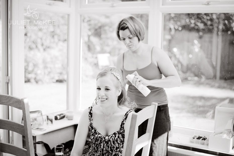 Tony & Sarah ~ Frensham Heights Wedding Photography 3