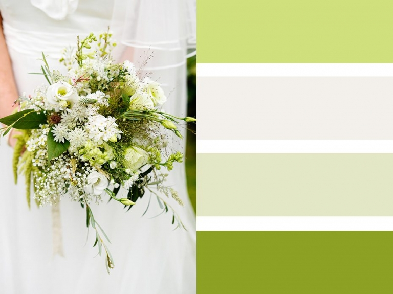 Bouquet Colour Palettes ~ Choosing A Colour Scheme 2