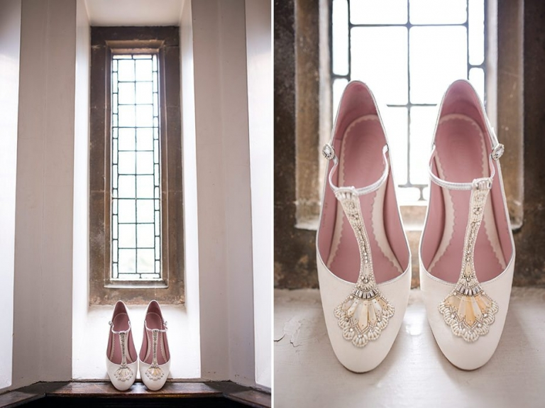 Laurence & Louise - Loseley Park Wedding Photography 2