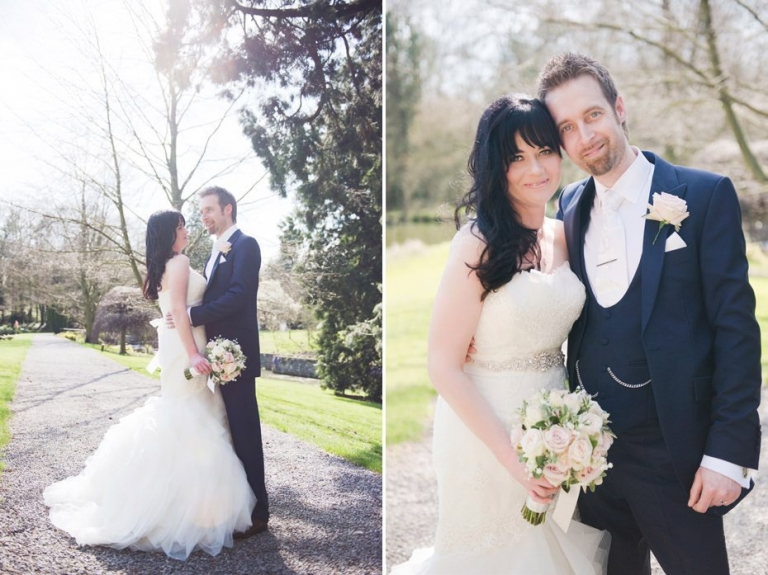 Louise & Mark's Turkey Mill Wedding ~ Preview 3