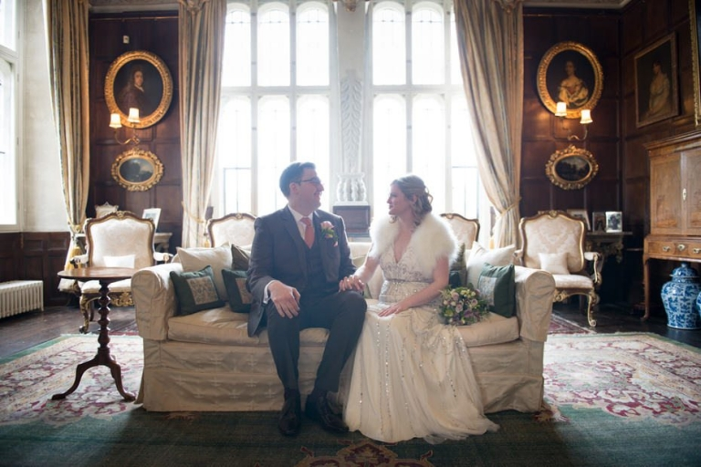 Laurence & Louise ~ Loseley Park Wedding Preview 4
