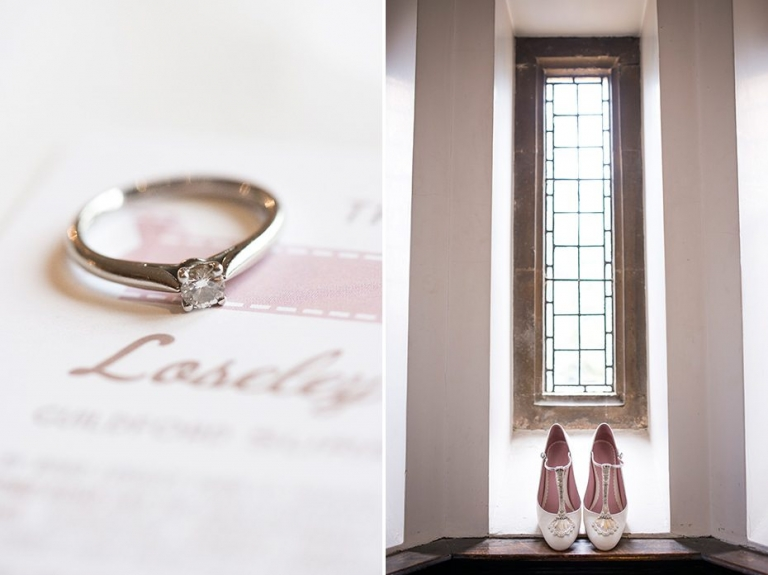 Laurence & Louise ~ Loseley Park Wedding Preview 1
