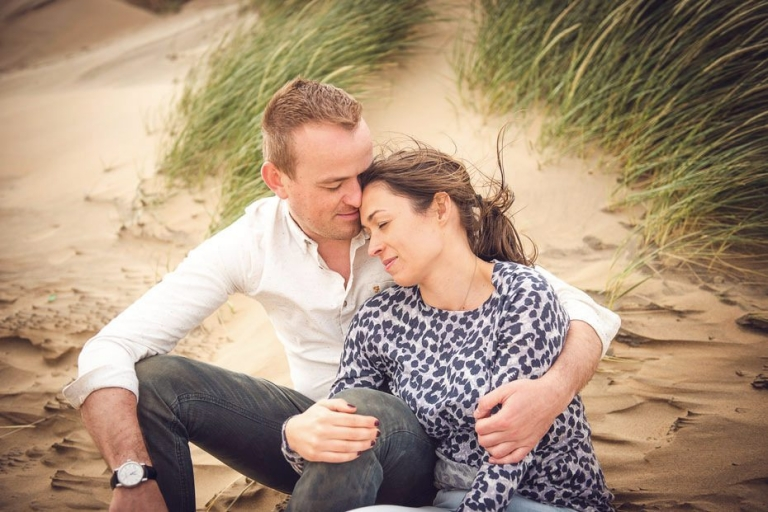Camber Sands Engagement Photography ~ James & Georgina 5