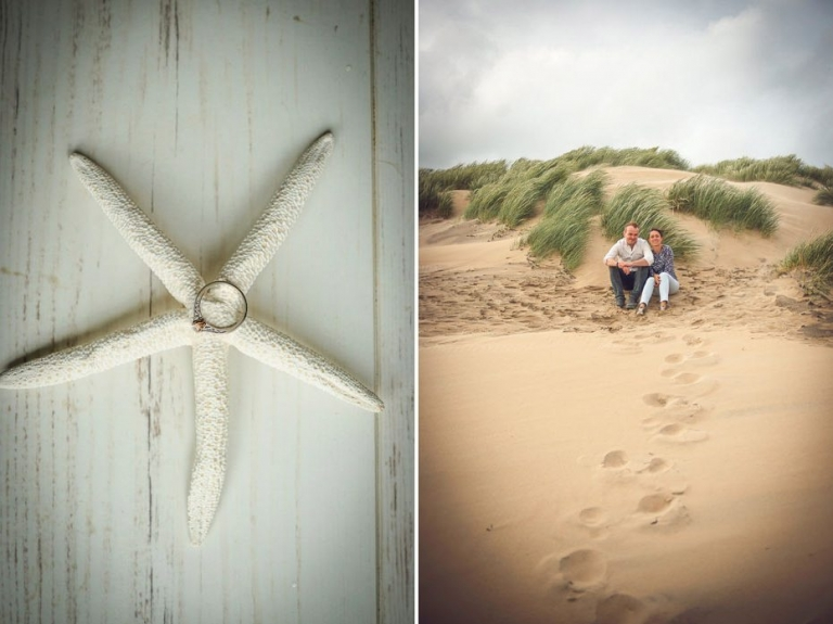 Camber Sands Engagement Photography ~ James & Georgina 3