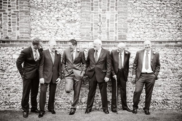 Tithe Barn Ditcham Wedding Photography ~ Andy & Carol Preview 4
