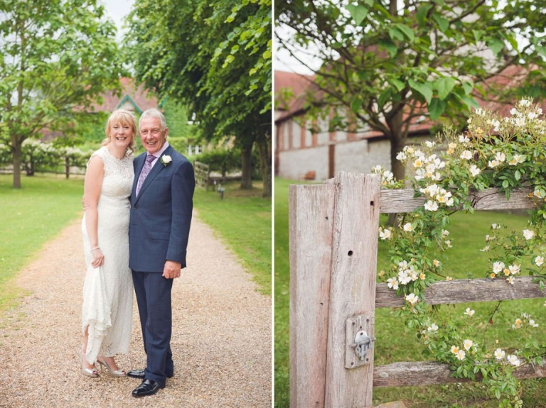 Tithe Barn Ditcham Wedding Photography ~ Andy & Carol Preview 2