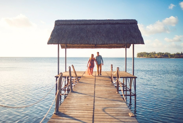 Mauritius Honeymoon Photography ~ {Bethan & Danny} 1