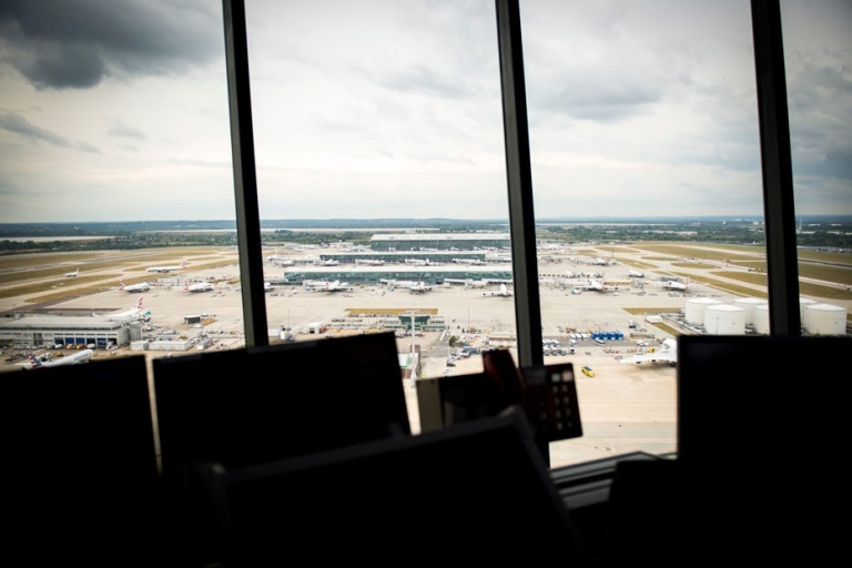 A Personal Post ~ A Visit To Heathrow Air Traffic Control Tower 3
