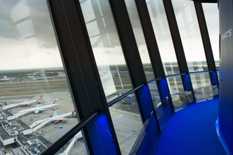 A Personal Post ~ A Visit To Heathrow Air Traffic Control Tower 5