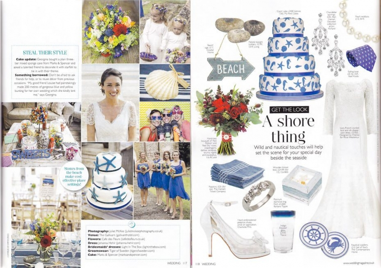 Wedding Magazine April May 2014