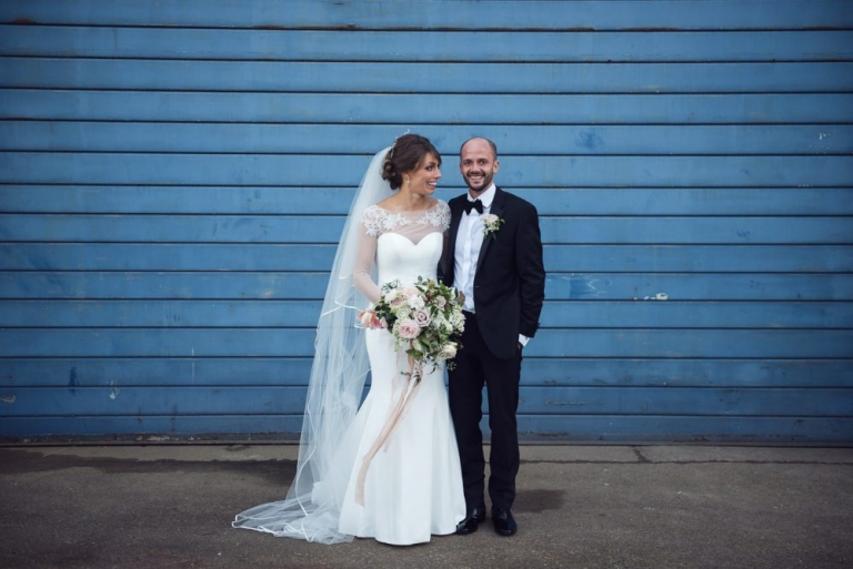Harrie & Sam\'s Industrial Warehouse Wedding Preview ...