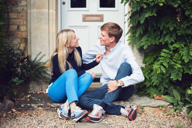 Oxfordshire Countryside Engagement Shoot - Juliet Mckee Photography-20