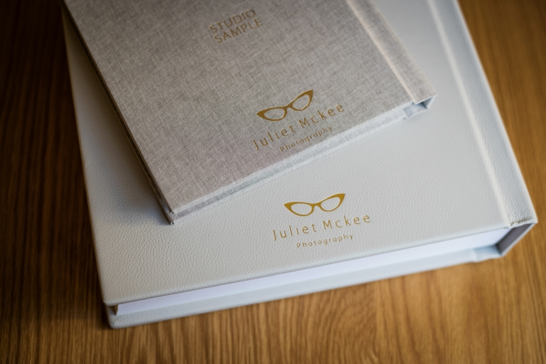 Juliet mckee Photography wedding albums
