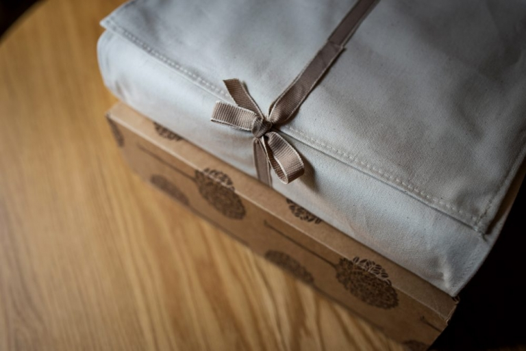 Ethical natural packaging