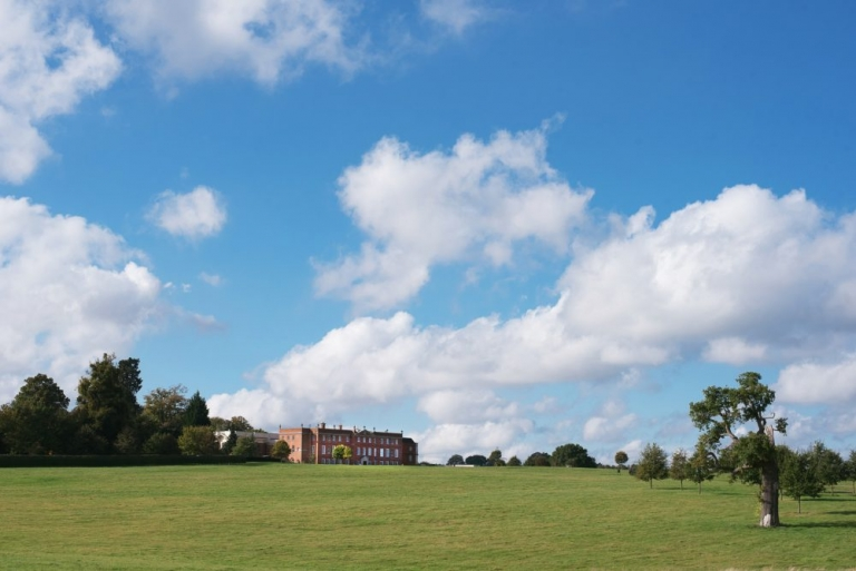 The Four Seasons Hotel at Dogmersfield