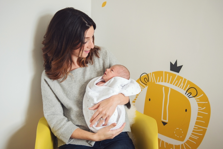Newborn and family photography London