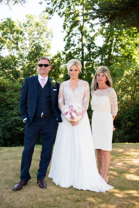 A Balmy August Summer Wedding At Pennyhill Park Hotel