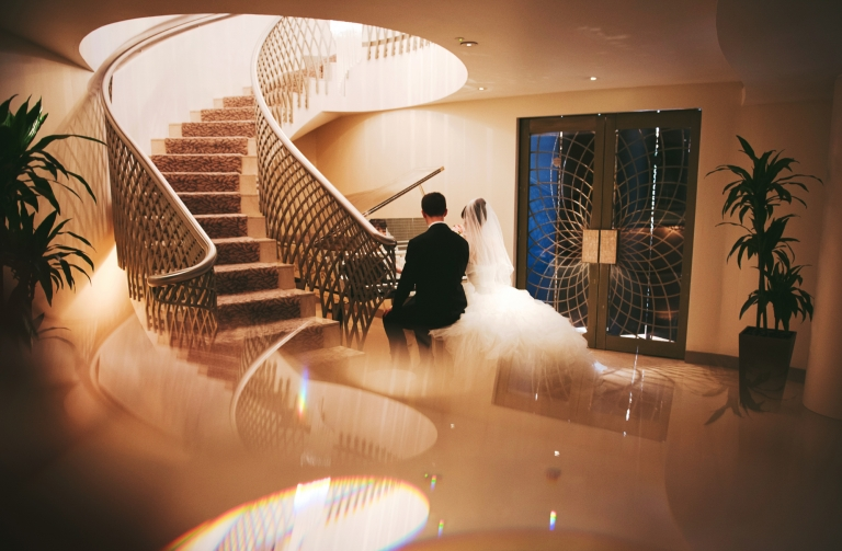 The Dorchester weddingPhotographer