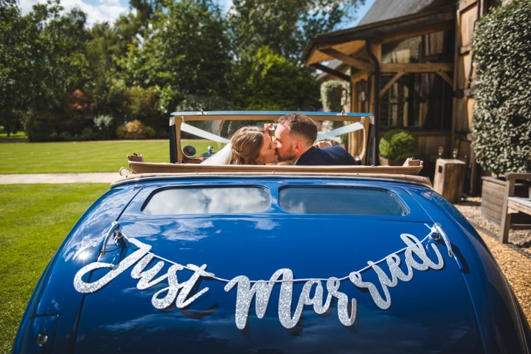 Funky and fun wedding photography Oxfordshire and Surrey