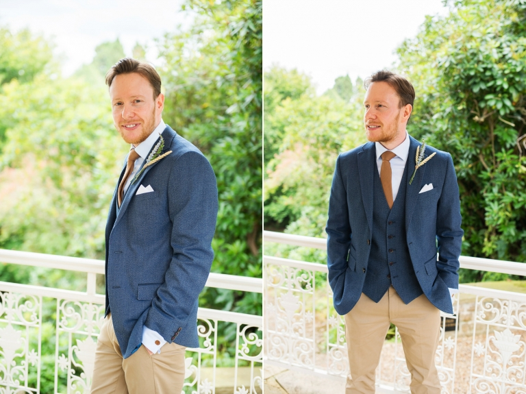 A Relaxed Pennyhill Park Wedding 1