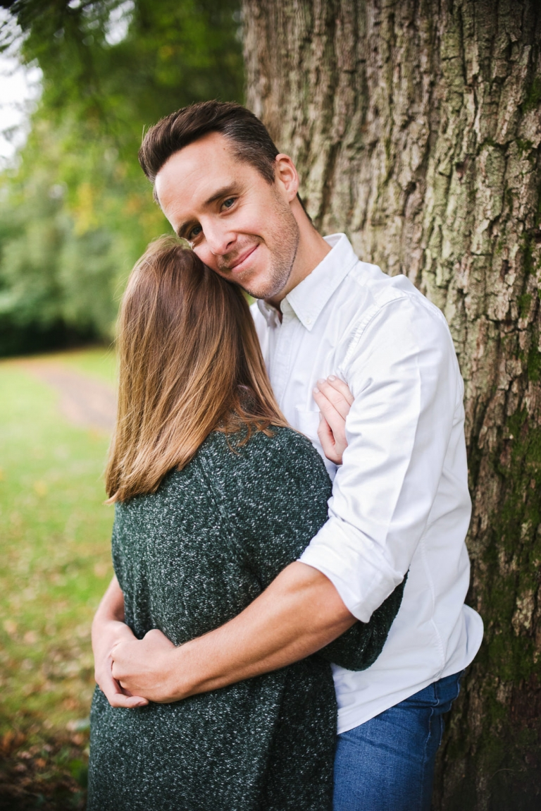 Pennyhill Park engagement photography