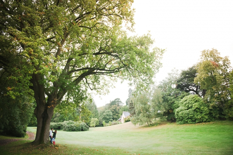 Pennyhill Park couples photography