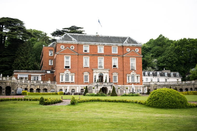 RAC Woodcote Park Wedding 1