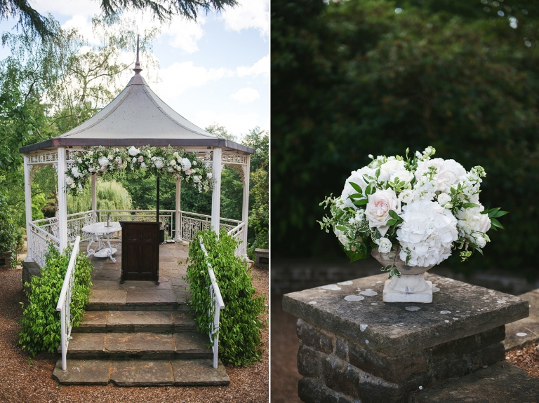 A Black Tie Outdoor Wedding At Pennyhill Park 1