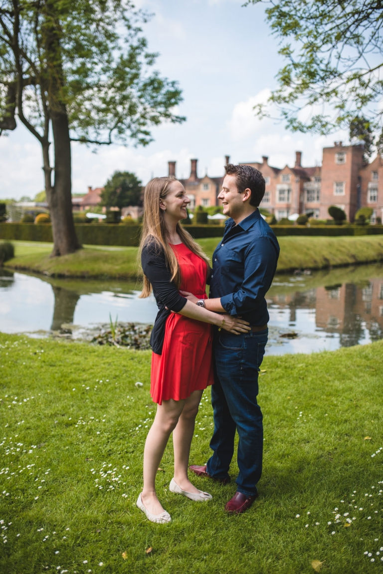 Great Fosters Engagement Session 3