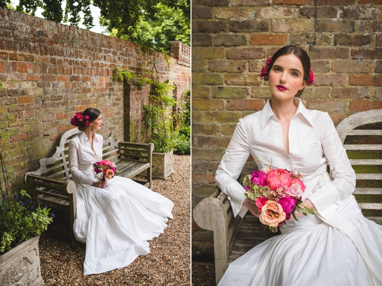 A Romany Gypsy Styled Shoot At The Little Dower House 2