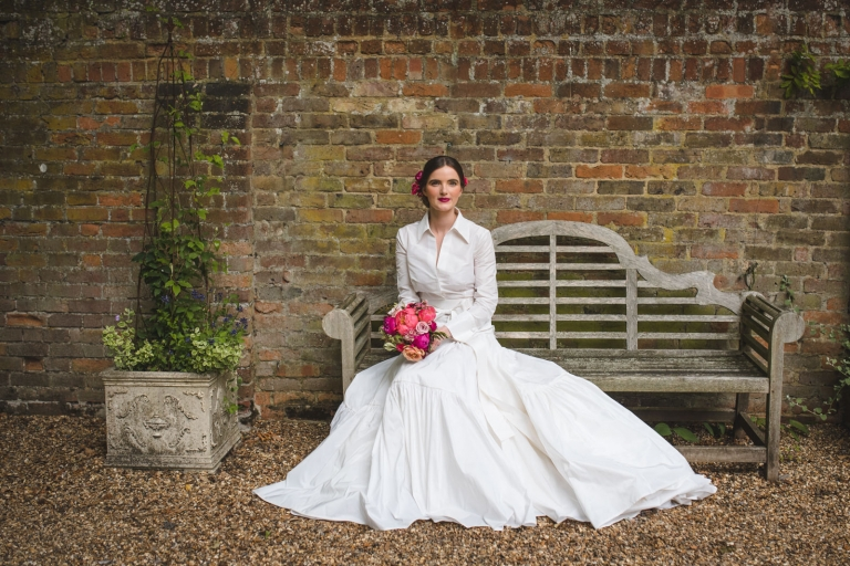 A Romany Gypsy Styled Shoot At The Little Dower House 3